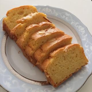 Tofu Pound Cake