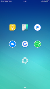 Papercons A Simple Polycon - Icon Pack Screenshot