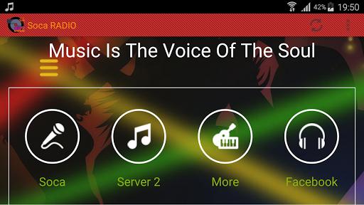 Soca Music Radio Cararibbean u00a92016 Duta screenshots 16