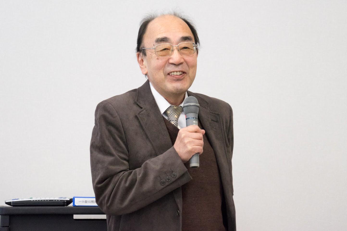 座長:一般社団法人 北海道地域農業研究所・飯澤理一郎 所長