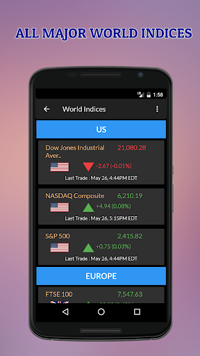 Indian Stock Market Quotes - Live Share Prices  screenshots 2