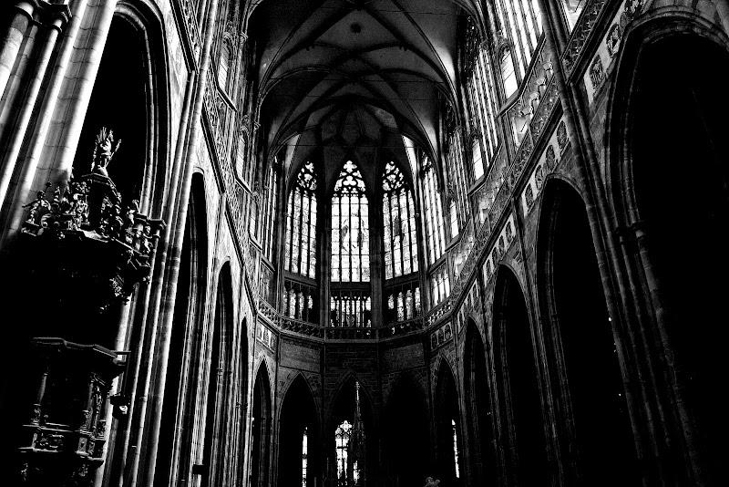 Simmetrie nella Cattedrale di Andrea F