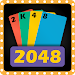 2048 Cards - 2048 Numbers Puzzle, 2048 Solitaire icon