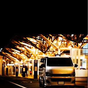 ハイエースバン  スーパーGLのカスタム事例画像 chiichi314さんの2020年01月06日19:08の投稿
