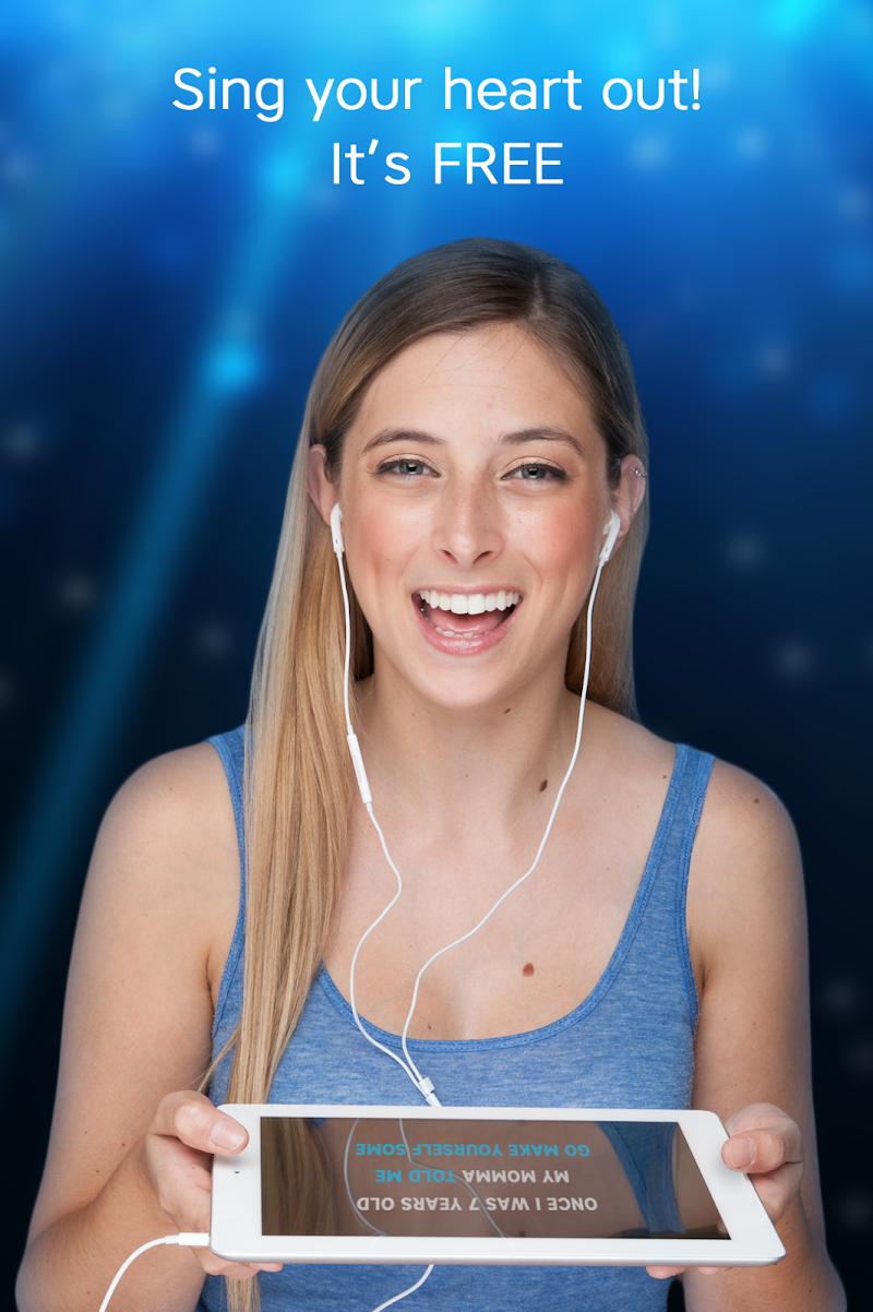 Karaoke - Sing Karaoke, Unlimited Songs Screenshot 7