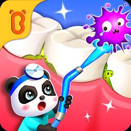 5月4日にオススメゲームに選定 かわいいと話題のゲーム ベイビーパンダ 歯医者さんのケア Androidゲームズ