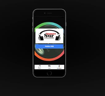 Radio Impacto Sur Online - náhled