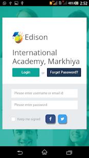 Edison School ,Markhiya - náhled