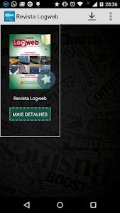 Revista Logweb screenshot 0