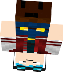 my custom skin that i use in minecraft