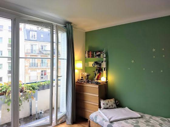 Vente appartement 3 pièces 77,42 m2