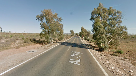 Muere un hombre de 45 años y una menor resulta herida en un accidente en Almería