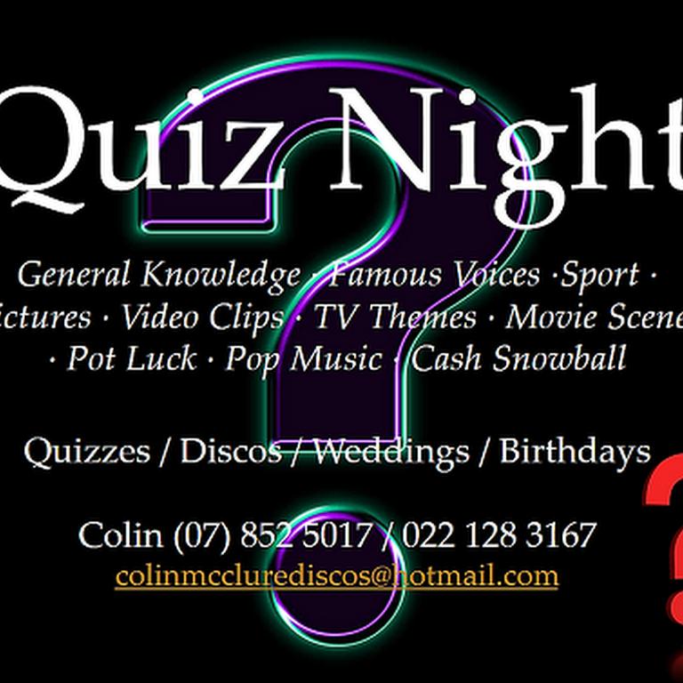 Quiz Night - Corporate Entertainment Service in Hamilton