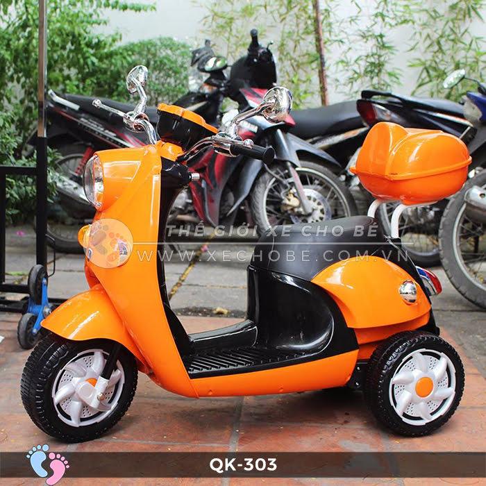 Xe máy điện QK-303 4