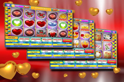 Love Casino Jewel Slot Machine