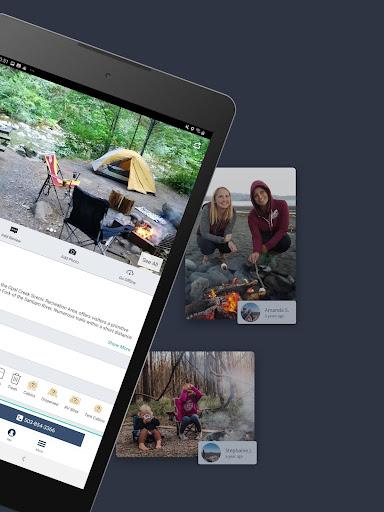 The Dyrt Camping App: Tent & RV Campsites Finder 3.1.36 screenshots 8