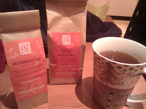 Photo: Enjoying my new teas.  Will get more on Sunday probably..