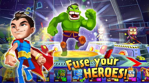 Justice Legends - Heroes War: Superhero Games  gameplay   by HackJr.Pw 4