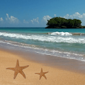 Relaxing Beaches - No Ads icon