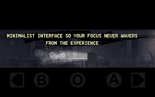 DISTRAINT: Pocket Pixel Horror Screenshot