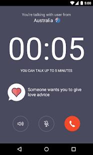 2 Wakie – Voice Conversation App App screenshot