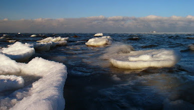 Photo: Winter. Tallinn, Estonia.