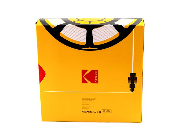 Kodak White PETG Filament - 2.85mm (0.75kg)