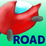 miniCar RedNose Road Free Icon