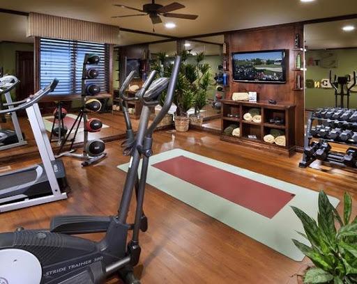 家庭健身房想法