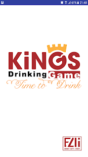 Kings Drinking Game - náhled