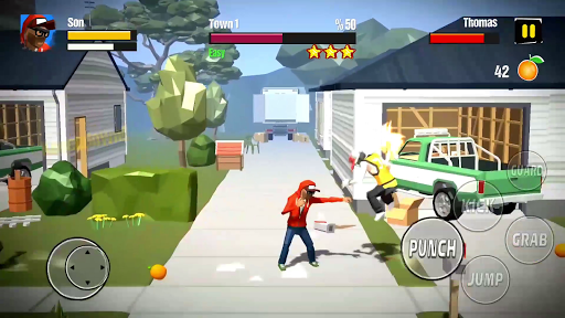 City Fighter vs Street Gang apkdebit screenshots 1