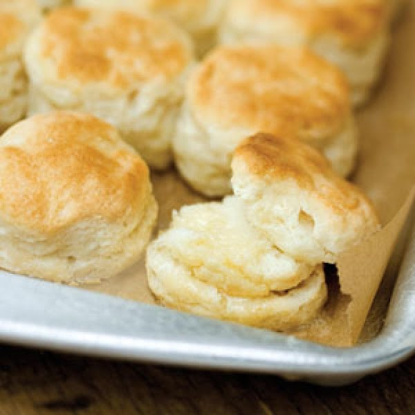 Bojangles Style Biscuits Recipe