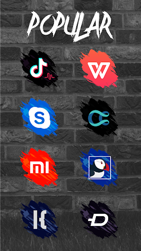 Download Stroke - Icon Pack MOD APK 7
