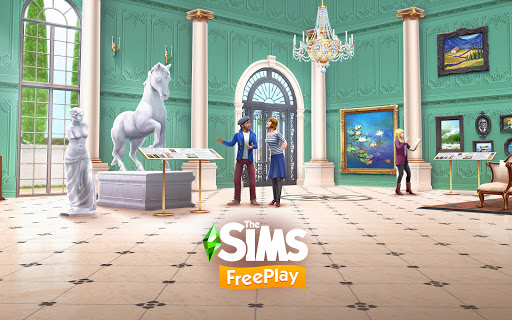 The Sims FreePlay 5.53.1 screenshots 1
