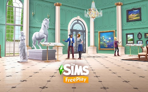 The Sims FreePlay Mod Apk 5.56.0 [Unlimited Money + VIP] 1