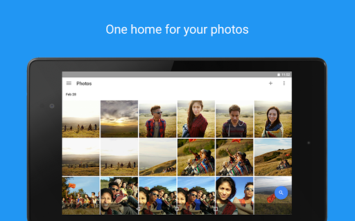 Google Photos app (apk) free download for Android/PC/Windows screenshot