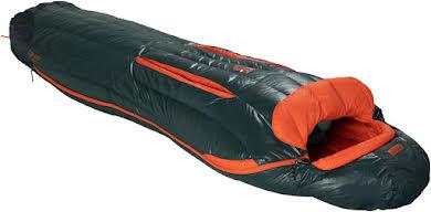 NEMO Riff 15 Men's Sleeping Bag - 800 Fill, Long, Ember Red/Deep Water alternate image 3