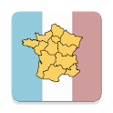 France Regions – flags, maps & capitals icon