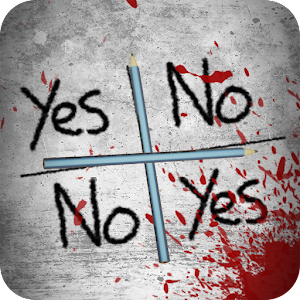 Bathroom Sign Yes No charlie charlie challenge - android apps on google play