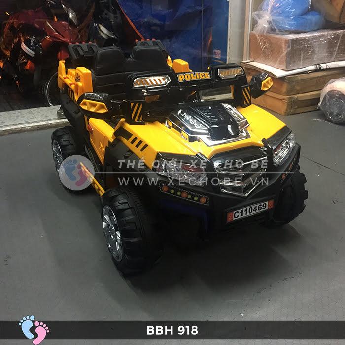 Xe ô tô điện trẻ em BBH-918 4