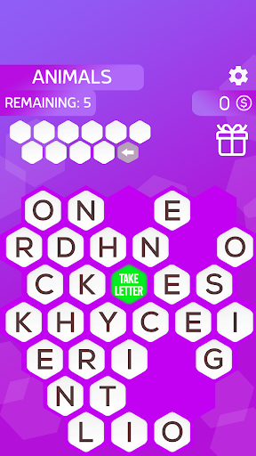 Chosen Word - Word Puzzle Game 1.0 screenshots 10