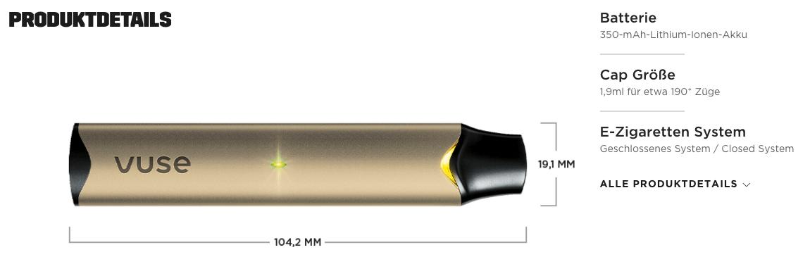 A3A3wO75MASFYfEtzd4JWuYIIclplW3MVBshjR Rf1BJ3AoZ9aWpnfM9XanQcv - Vuse ePod Test: So einfach kann Dampfen sein!