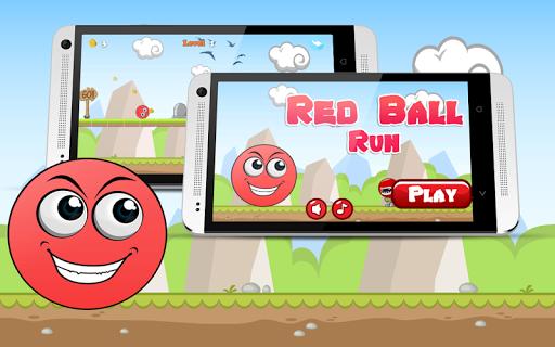 Red Ball 8 Run