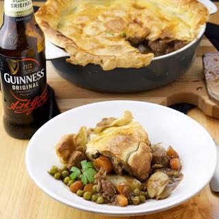 Guinness Meat Pie.