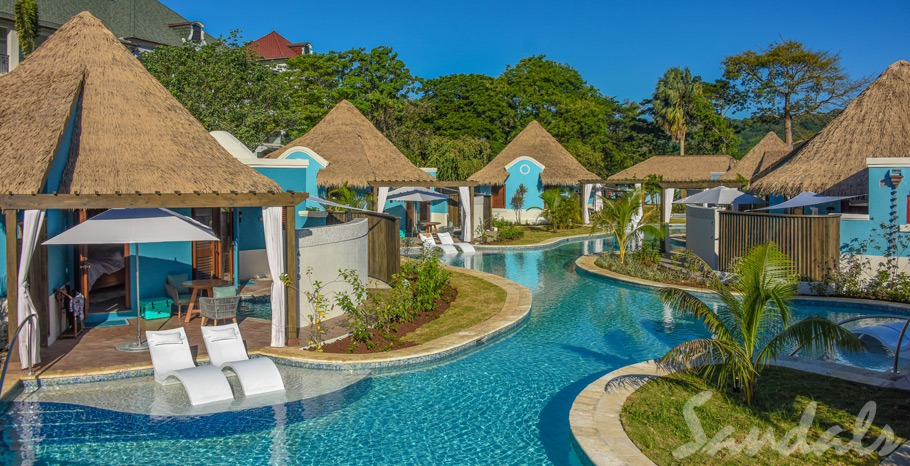 Sandals resort in Jamaica, honeymoon destination