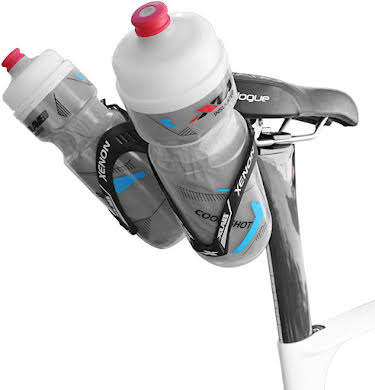 XLAB Mini Wing 105 Saddle Mounted Dual Water Bottle Carrier System alternate image 0