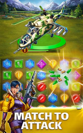 Puzzle Combat  captures d'u00e9cran 1
