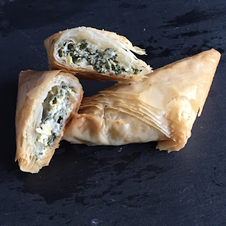 Spinach Artichoke Turnovers