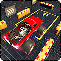 Real Police Car Parking Challenge Game 2020 icon