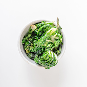 Grilled Greens